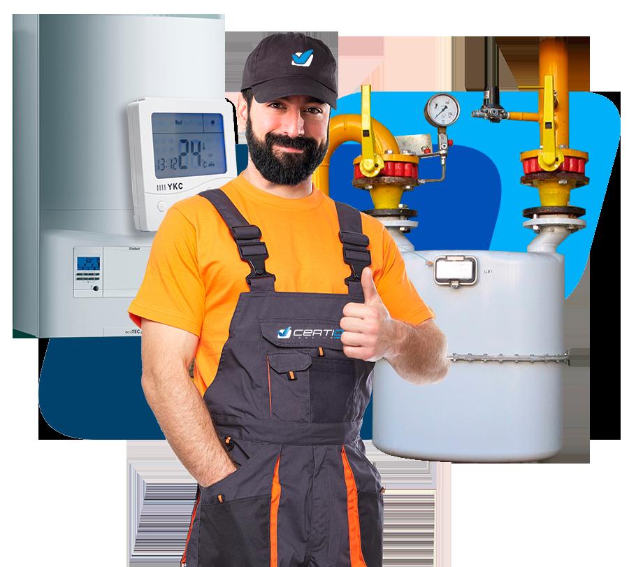Correccion anomalias gas natural seguridad del servicio for Portal del instalador de gas natural