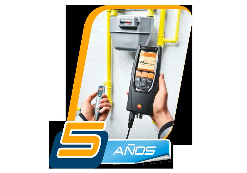 Inspección obligatoria de instalaciones de gas en Madrid