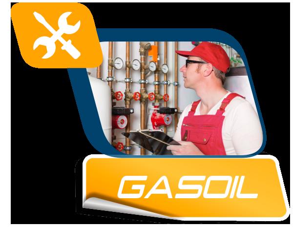 Reparación de calderas de gasoil