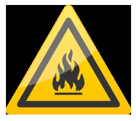 peligro fuga de gas