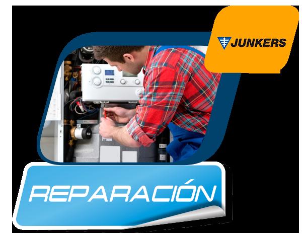 reparación de calderas Junkers