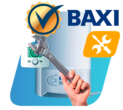servicio técnico calderas Baxi autorizado