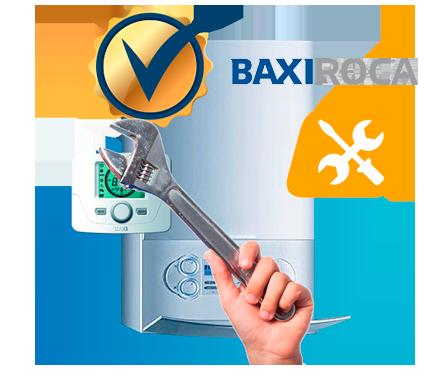 Servicio técnico Calderas BaxiRoca