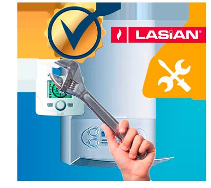 Servicio Técnico Calderas Lasian