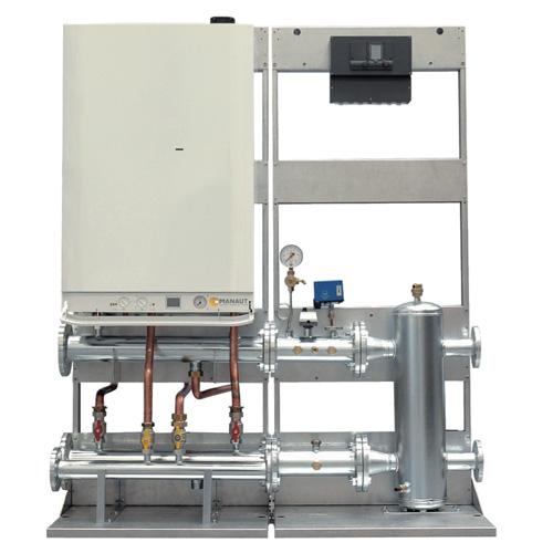 servicio técnico calderas Manaut Mare