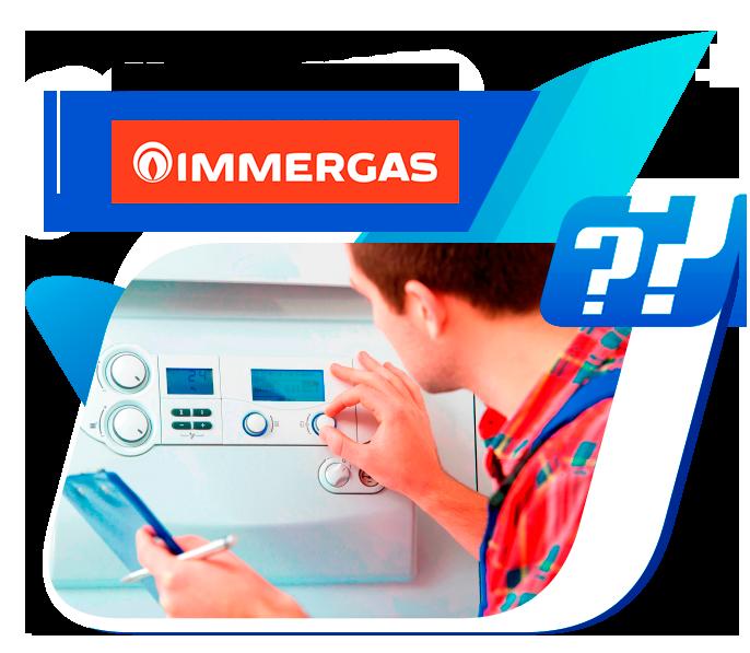 arreglar calderas Immergas en Madrid