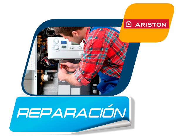 Reparación de calderas Ariston en Madrid