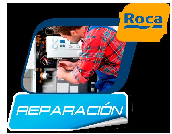 reparación de calderas Roca en Madrid