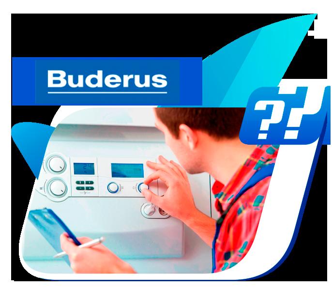 arreglar averias en calderas Buderus en Toledo