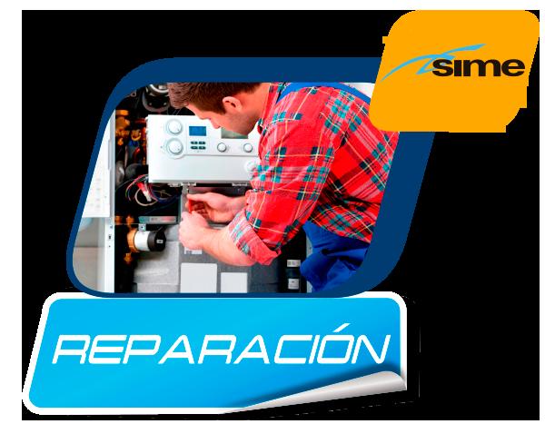 Reparación urgente de calderas Sime en Toledo