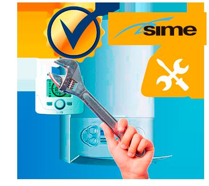 Servicio técnico autorizado Sime en Toledo