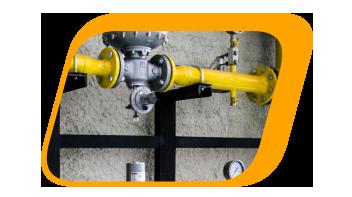 Instalación de gas natural en Torrejón de Ardoz